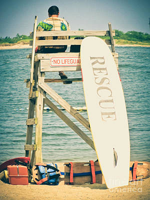 Photograph - Rescue Me by Colleen Kammerer