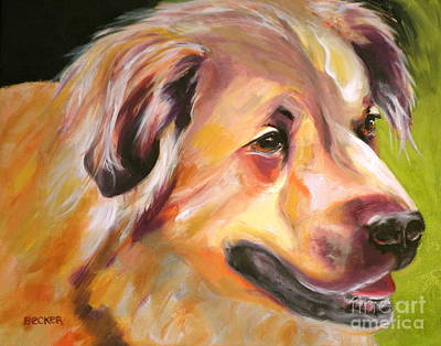 Painting - Rescue Ready by Susan A Becker