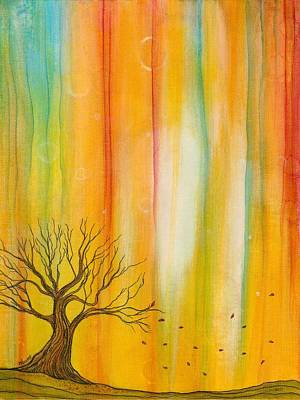 Painting - Resilience by Margarita Puckett