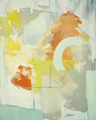 Painting - Resonance  C2012 by Paul Ashby
