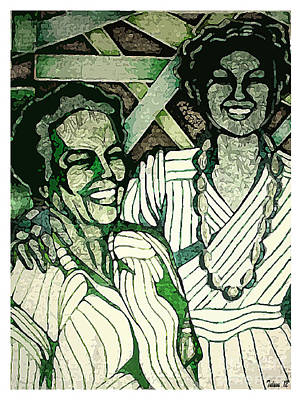 Tonga Digital Art - Respect Your Heritage by Teleita Alusa