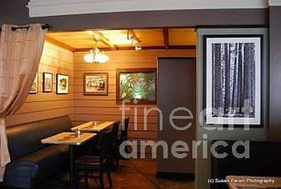Photograph - Commission - Restaurant Art by Susan Parish Designs
