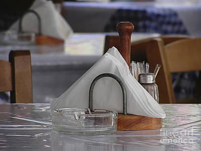 At Restaurant Original