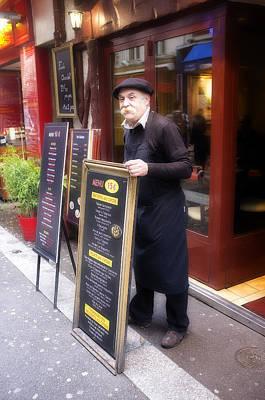 Restaurateur Paris Original