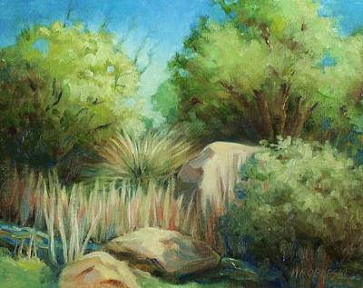 Painting - Resting Place by Peggy Wrobleski