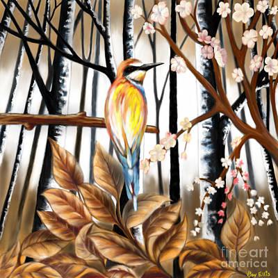 State Love Nancy Ingersoll - Resting by Vjay Ellis