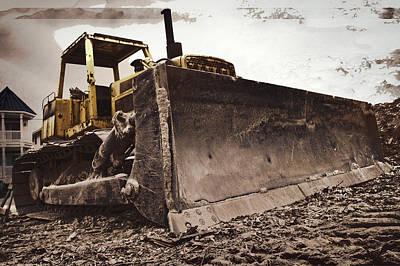 Restore The Shore Art Print by Tom Gari Gallery-Three-Photography