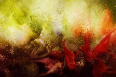 Religious Mixed Media - Resurrection by Bonnie Bruno
