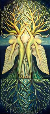 Painting - Resurrection by Claudette Dean