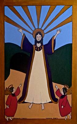 Painting - Resurrection by Stephanie Moore