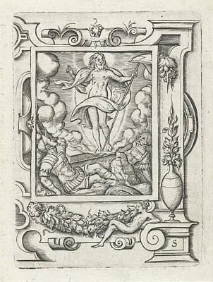 Resurrection, Virgilius Solis Art Print by Quint Lox
