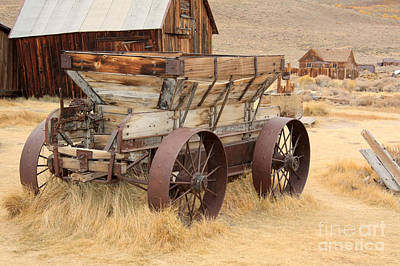 Photograph - Retired Relic by Frank Townsley