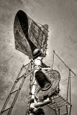 Photograph - Retired Signals by Ken Smith