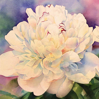 Painting - Retro Petals by Georgiana Romanovna