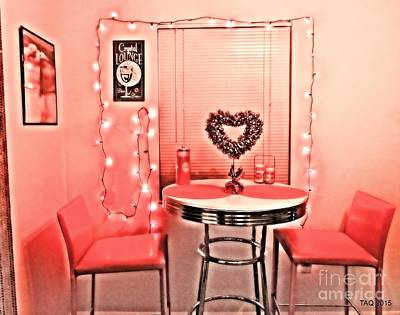 Photograph - Retro Valentine by Tami Quigley