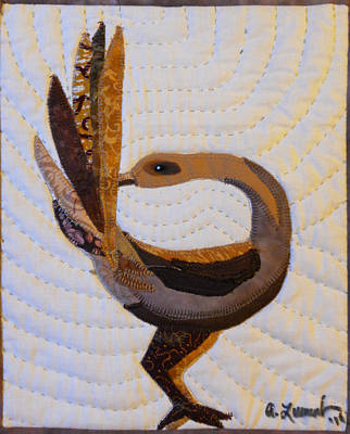 Tapestry - Textile - Return by Aisha Lumumba