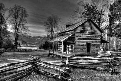 Log Home Photograph - Return Of The Years by Michael Eingle