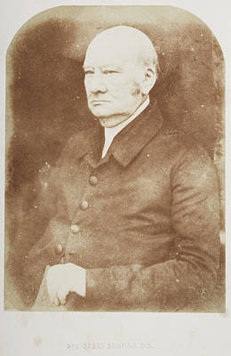 British Era Photograph - Rev. Dr. Jabez Bunting by British Library