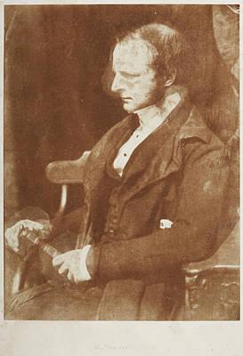 Rev. James Scott Art Print by British Library