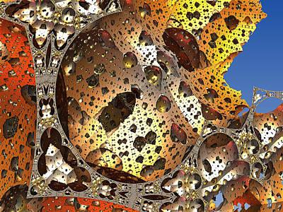 Digital Art - Revealing by Radoslav Nedelchev