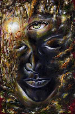 Painting - Revelation by Hiroko Sakai
