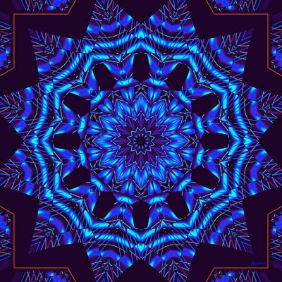 Digital Art - Revelational 6 by Brian Johnson