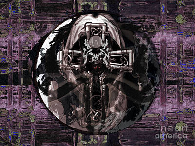 Digital Art - Revelations I by Asegia
