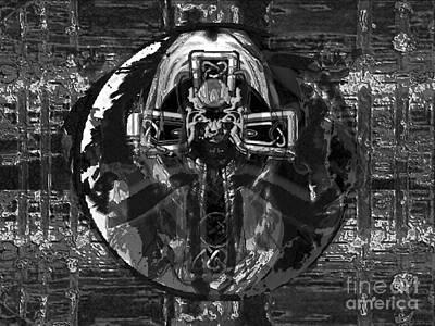 Digital Art - Revelations II by Asegia