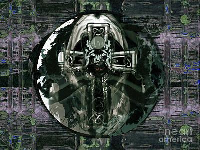 Digital Art - Revelations IIi by Asegia