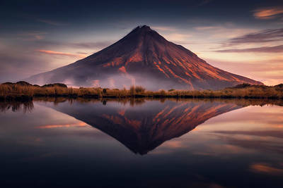 New Zealand Photograph - Revelations by Stefan Mitterwallner