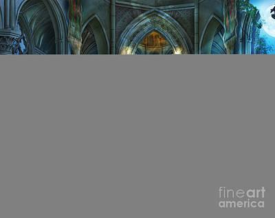 Reverence Photograph - Reverence Variant 2 by Drazenka Kimpel
