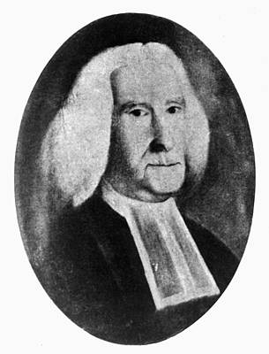 Abigail Painting - Reverend William Smith by Granger