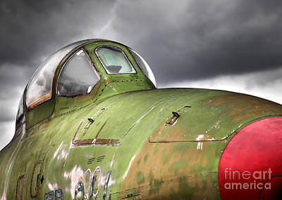 Photograph - Rf-84 Thunderflash by Rastislav Margus