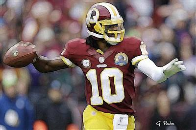 Painting - Rg 3 In Perfect Form by George Pedro
