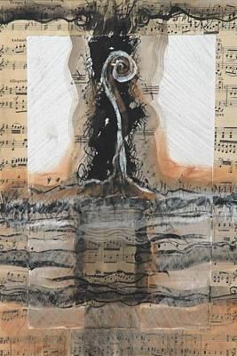 Rhapsody 10 Original by Mirela Vasile
