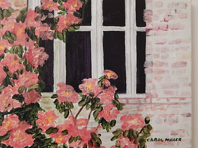 Painting - Rhapsody In Pink by Carol L Miller