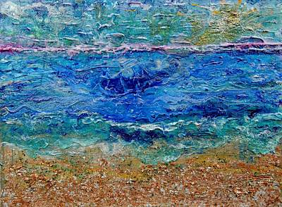 Painting - Rhapsody On The Sea  by Regina Valluzzi