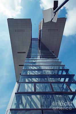 Photograph - Rheinauhafen Cologne 8 by Rudi Prott
