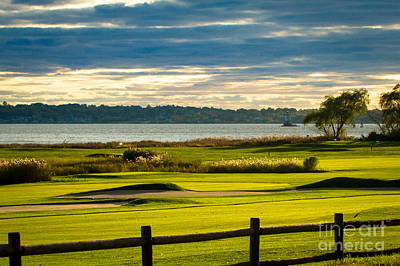 Rhode Island Photograph - Rhode Island Country Club by Heidi Piccerelli