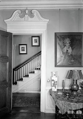 Photograph - Rhode Island Interior by Granger