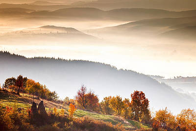 Rhodope Mountains Photograph - Rhodopean Morning by Evgeni Dinev
