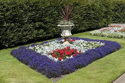 Rhs Wisley Garden, Surrey, Uk Art Print