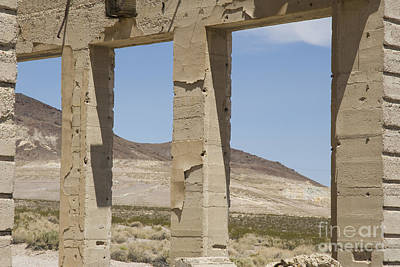Photograph - Rhyolite Bank  by Dan Suzio
