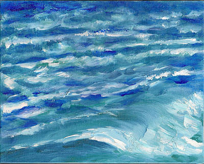 Painting - Rhythm And Blues by Shan Ungar