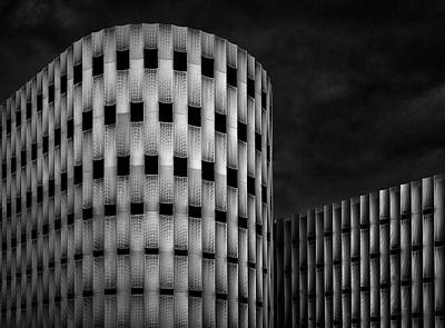 Pattern Photograph - Rhythm In Dark by Jef Van Den