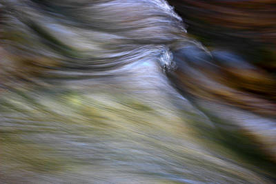 Rhythm Of The River Art Print by Michael Eingle