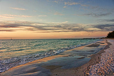 Photograph - The Rhythm Of The Sea by HH Photography of Florida