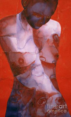 Erotica Painting - Rhythm Trader by Graham Dean