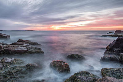 Horizontal Photograph - Rhythmic Dawn by Jon Glaser