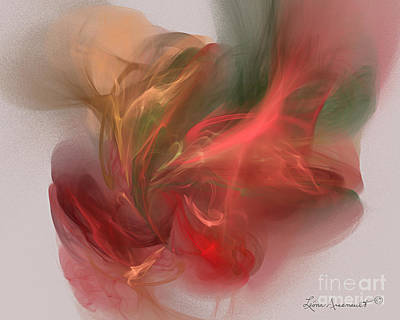 Rhythmical Dance Art Print by Leona Arsenault